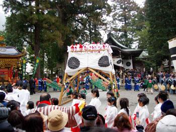 2012 下呂温泉 2月14日 田の神祭り 【国重要指定文化財】4