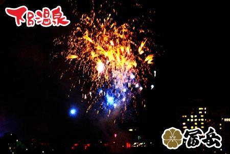 2011年下呂温泉花火